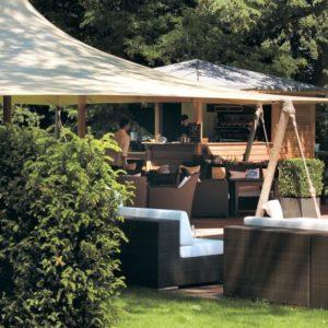 la Reserve restaurant lodge d'été