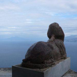 le sphinx villa san Michele anacapri