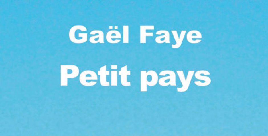 petit pays Gael Faye