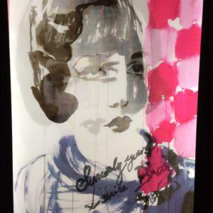 Louise Brooks - portrait