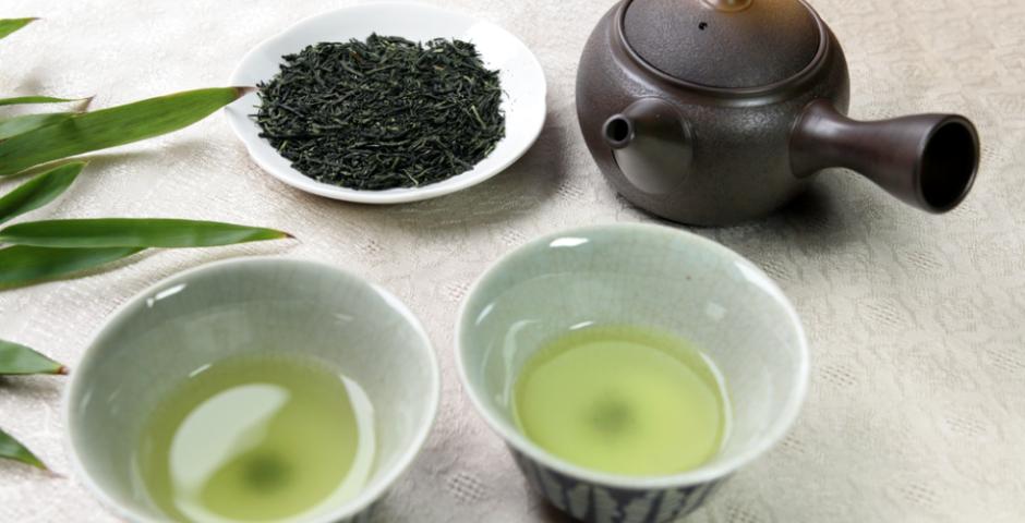thé vert japon Emiko Okamato