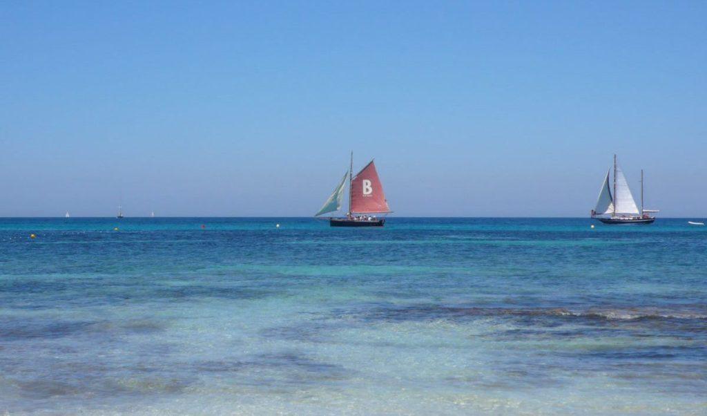 Formentera plage de ses Illetes