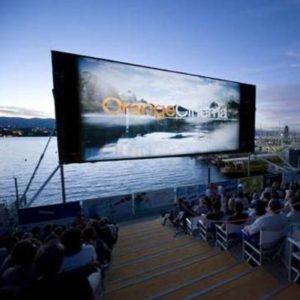 open air cinema activité geneve été