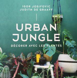 idée cadeau livre urban jungle