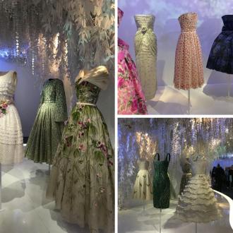 expo Dior musée des arts decoratifs