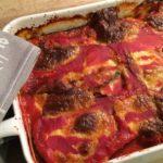 recette-gratin-aubergine-veau-mozzarella