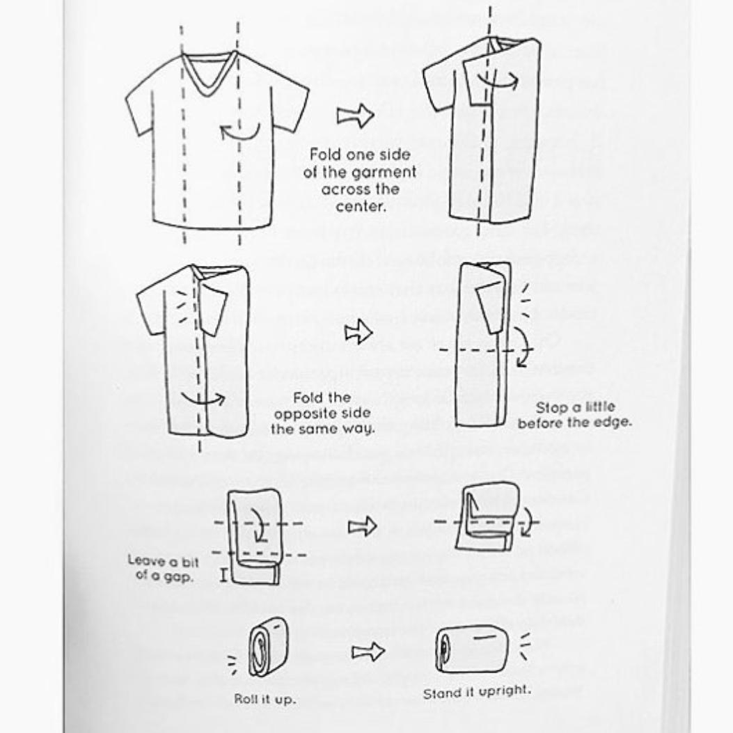 home detox ou la magie du rangement les grands principes de marie kondo. Black Bedroom Furniture Sets. Home Design Ideas