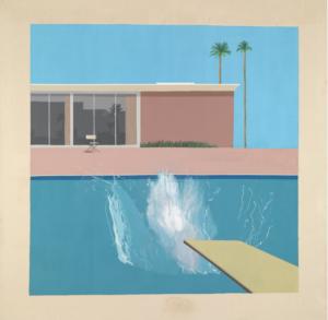 David Hockney - A Bigger Splash 1967