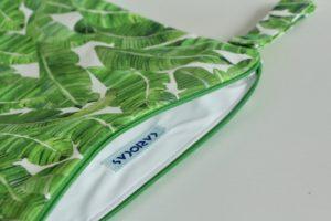 kariokas bikini bag palmier
