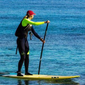 paddleboarding activités geneve printemps