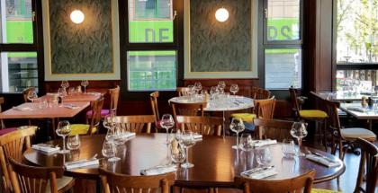 les philosophes restaurant déjeuner geneve salle
