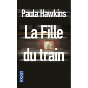 livre été La-fille-du-train Paula Hawkins