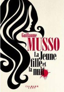 livre été La-Jeune-Fille-et-la-Nuit guillaume Musso