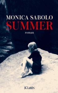 livre été summer monica sabolo