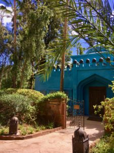 palace es saadi retraite yoga marrakech