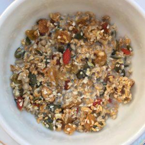 granola retraite yoga marrakech