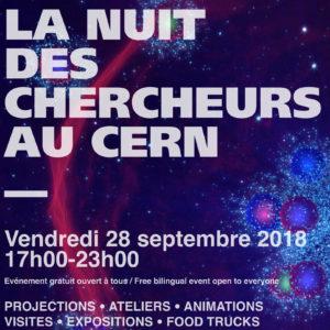 Nuit_des_chercheurs_cern activités geneve rentrée