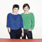 Marie Macon et Anne-Laure Lesquoy