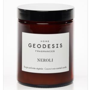 geodesis bougie vegetale parfumee neroli le colibry concept store geneve