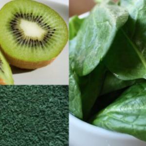 smoothie vert riche en fer blog lifestyle le colibry geneve
