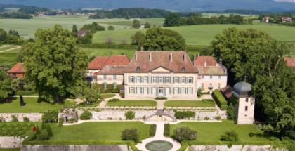 chateau de Vullierens morges blog le colibry