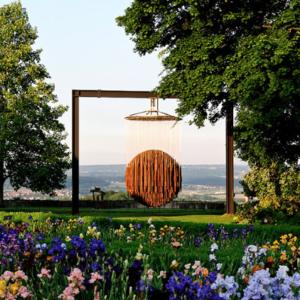 jardin des iris chateau de vullierens geneve activité printemps blog le colibry