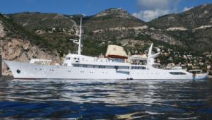 Yacht Cristina Onassis