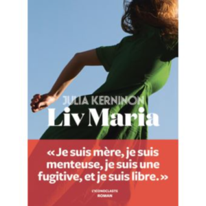 liv maria Julia kerninon le colibry blog lifestyle paris geneve