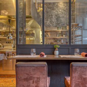 Le Flacon yoann Caloué restaurant le colibry blog lifestyle paris geneve