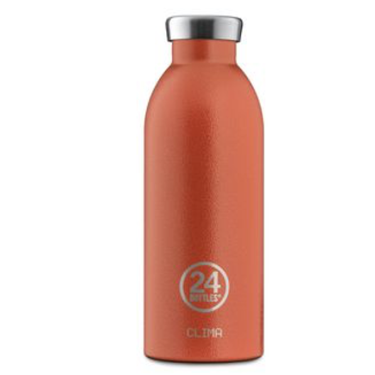 24 bottle clima sunset orange lecolibry online concept store geneve