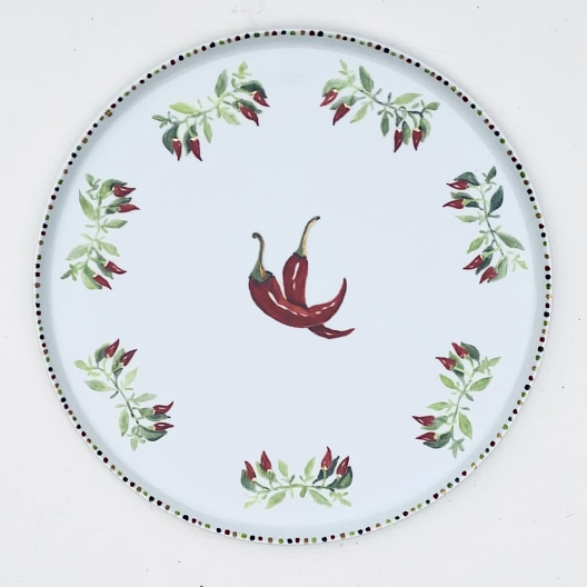 plat Jimena by Charlotte Amar le Colibry ecochic concept store paris geneve