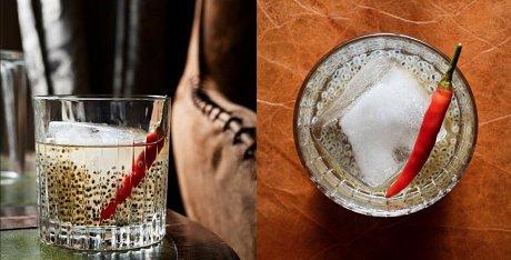 little Barrel cocktail