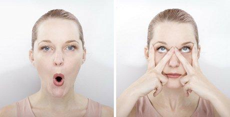 yoga-du visage-