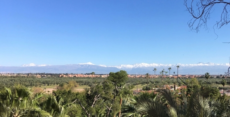 palace es saadi retraite yoga marrakech
