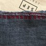 echarpe sep jordan lin bleu jean broderie bordeaux le colibry concept store geneve