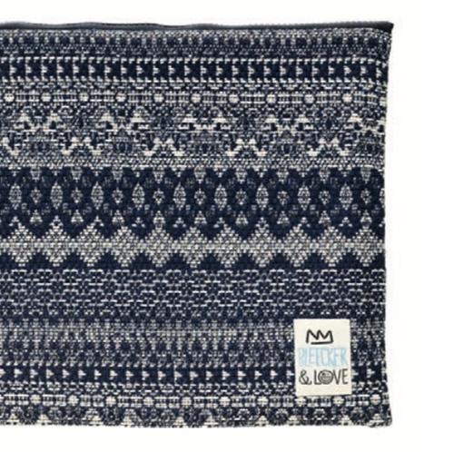 bleecker and love pochette classic blue le colibry concept store geneve