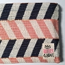 pochettes bleecker and love chevron pink le colibry concept store geneve