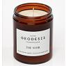 geodesis bougie vegetale parfumee thé noir ouverte le colibry concept store geneve