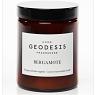 geodesis bougie vegetale parfumee bergamote le colibry concept store geneve